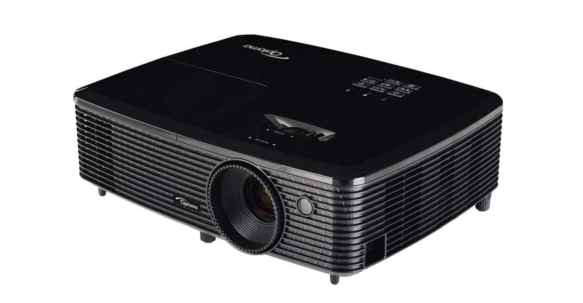 Optoma HD142X | Best Home Theater Projectors For Indoor and Outdoor TV Nights | best projector for gaming