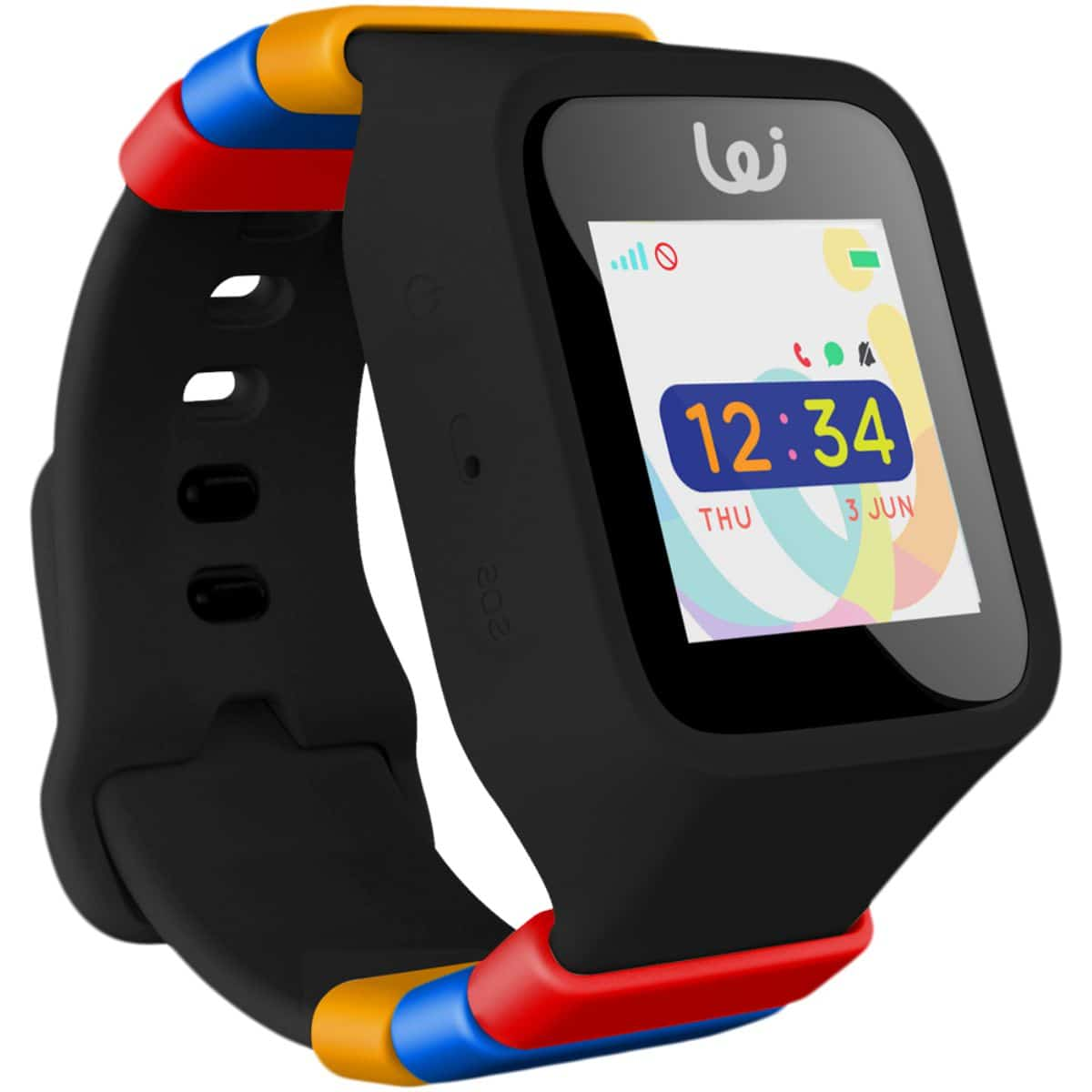AmbyGear | Best GPS-Enabled Kids Watches | Child Safety For The Modern Family