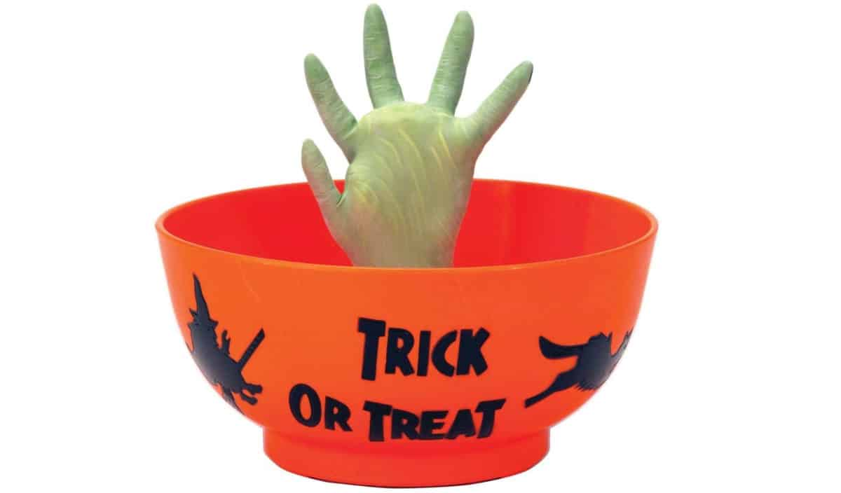 Monster Bowl | Halloween Accessories and Gadgets To Up Your Trick or Treating Game