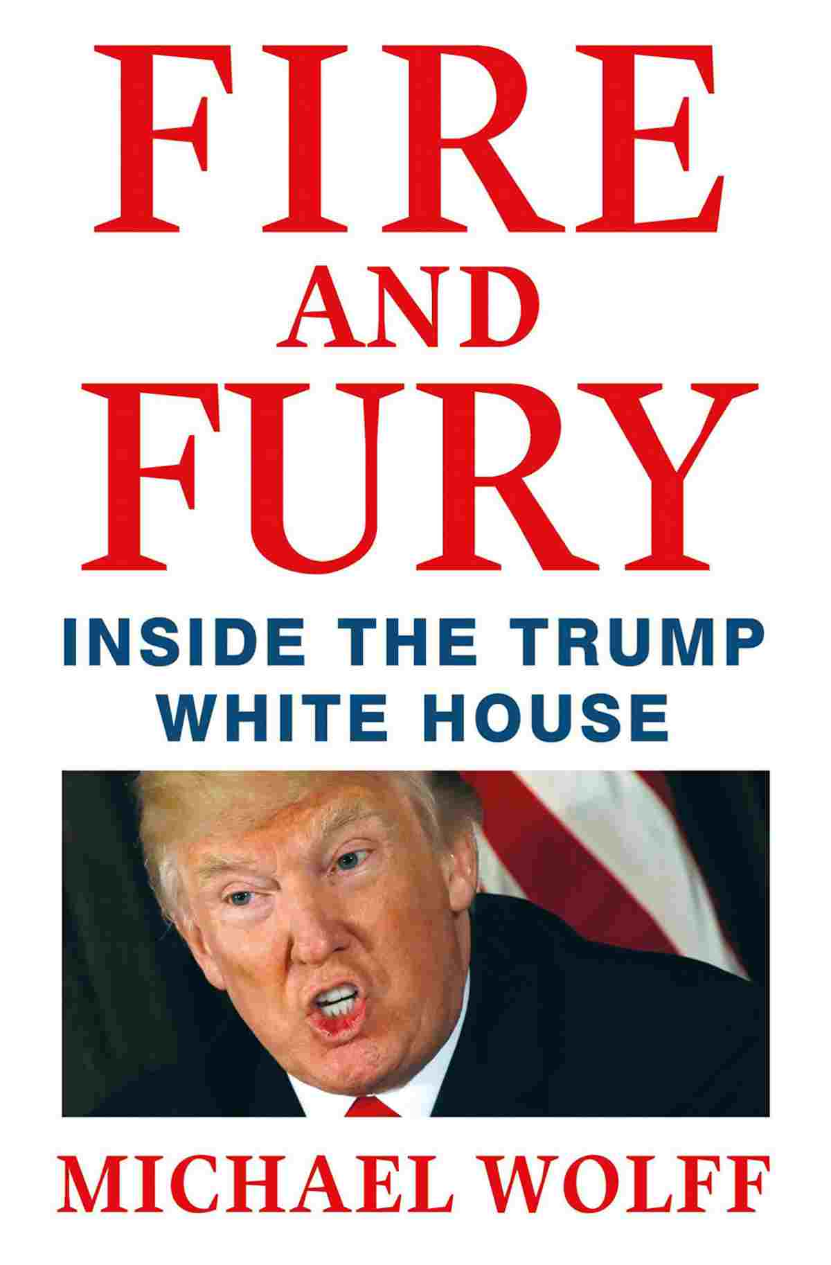 Fire and Fury: Inside the Trump White House   Bestselling Amazon Kindle Books Of 2018