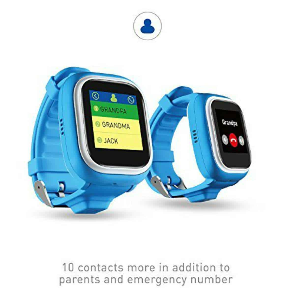 TickTalk 2.0 Kids' Smart Watch | Best GPS-Enabled Kids Watches | Child Safety For The Modern Family