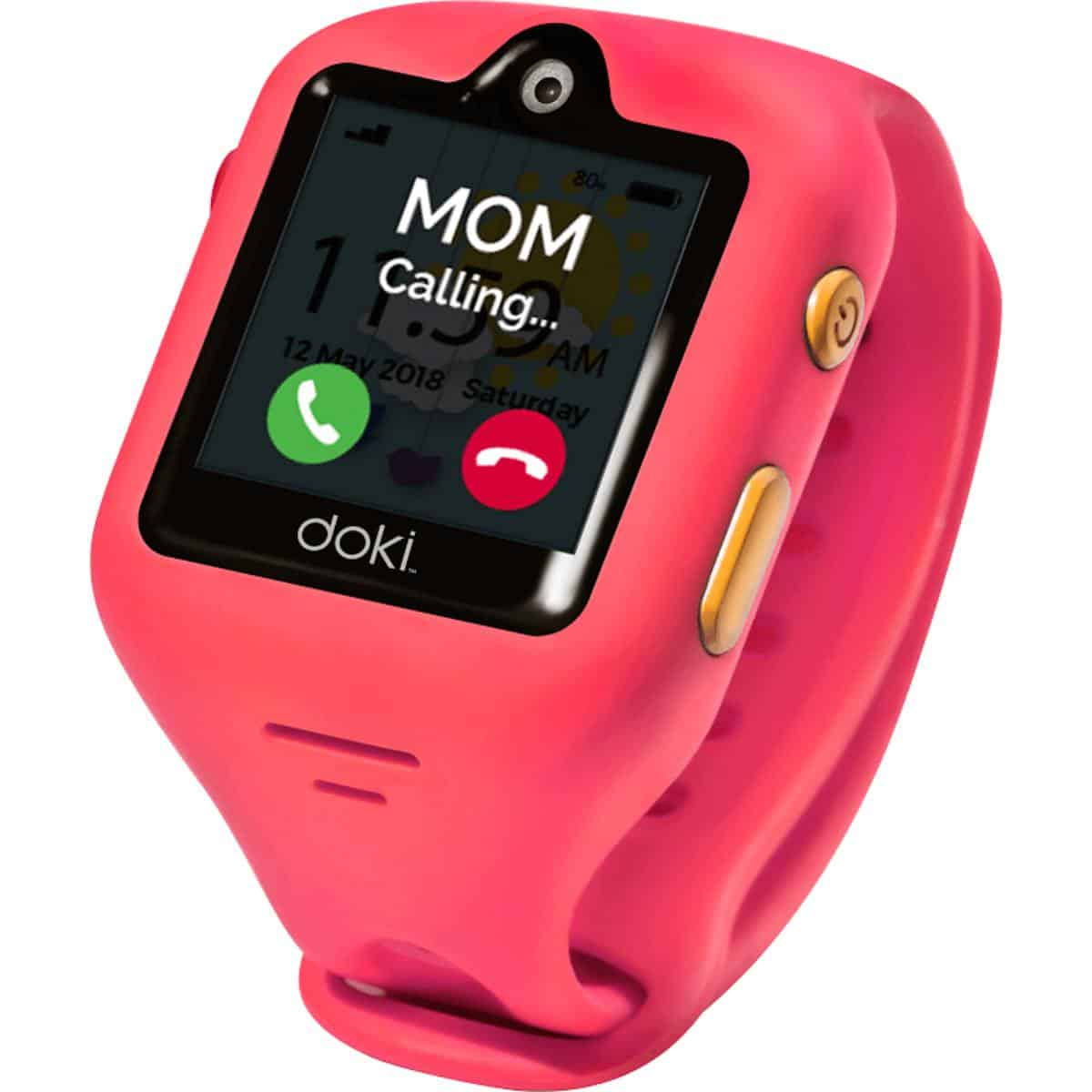 Doki Watch S | Best GPS-Enabled Kids Watches | Child Safety For The Modern Family