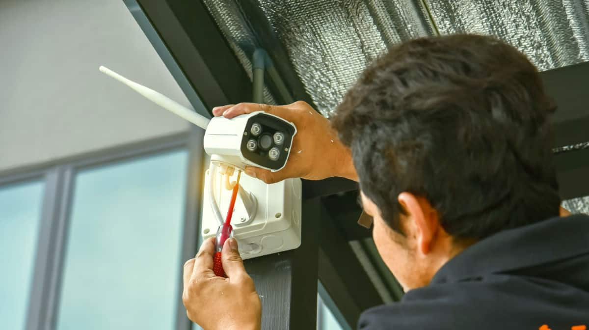 Installing wireless CCTV | The Ultimate Smart Home Systems Buying Guide