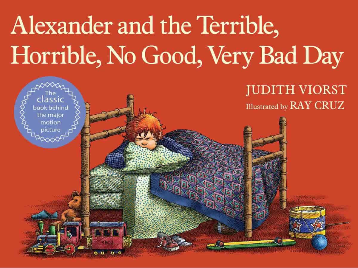 Alexander and the Terrible, Horrible, No Good, Very Bad Day (Classic Board Books) | Best eBooks on Kindle for Kids