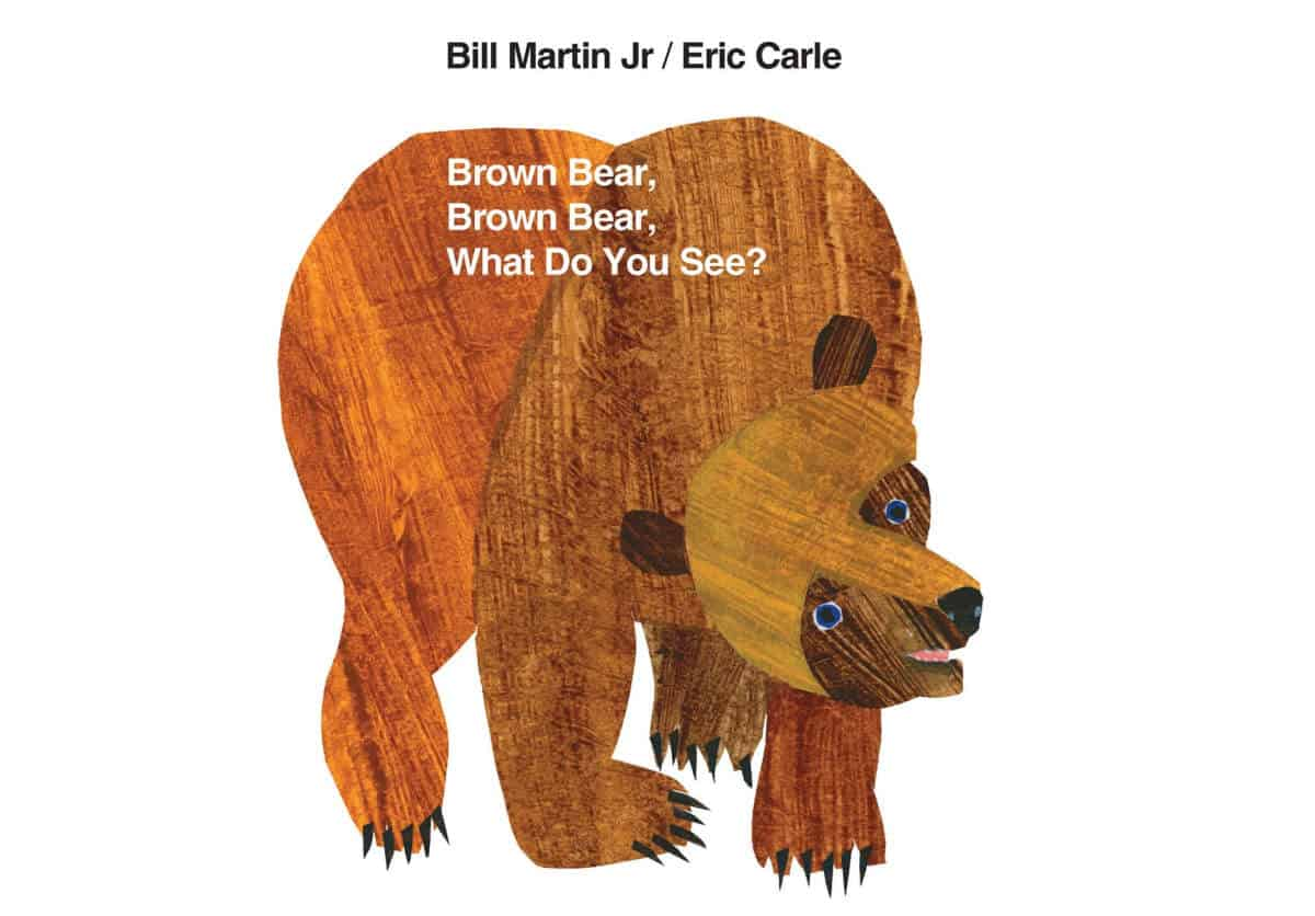 Brown Bear, Brown Bear, What Do You See? (Brown Bear and Friends) | Best eBooks on Kindle for Kids