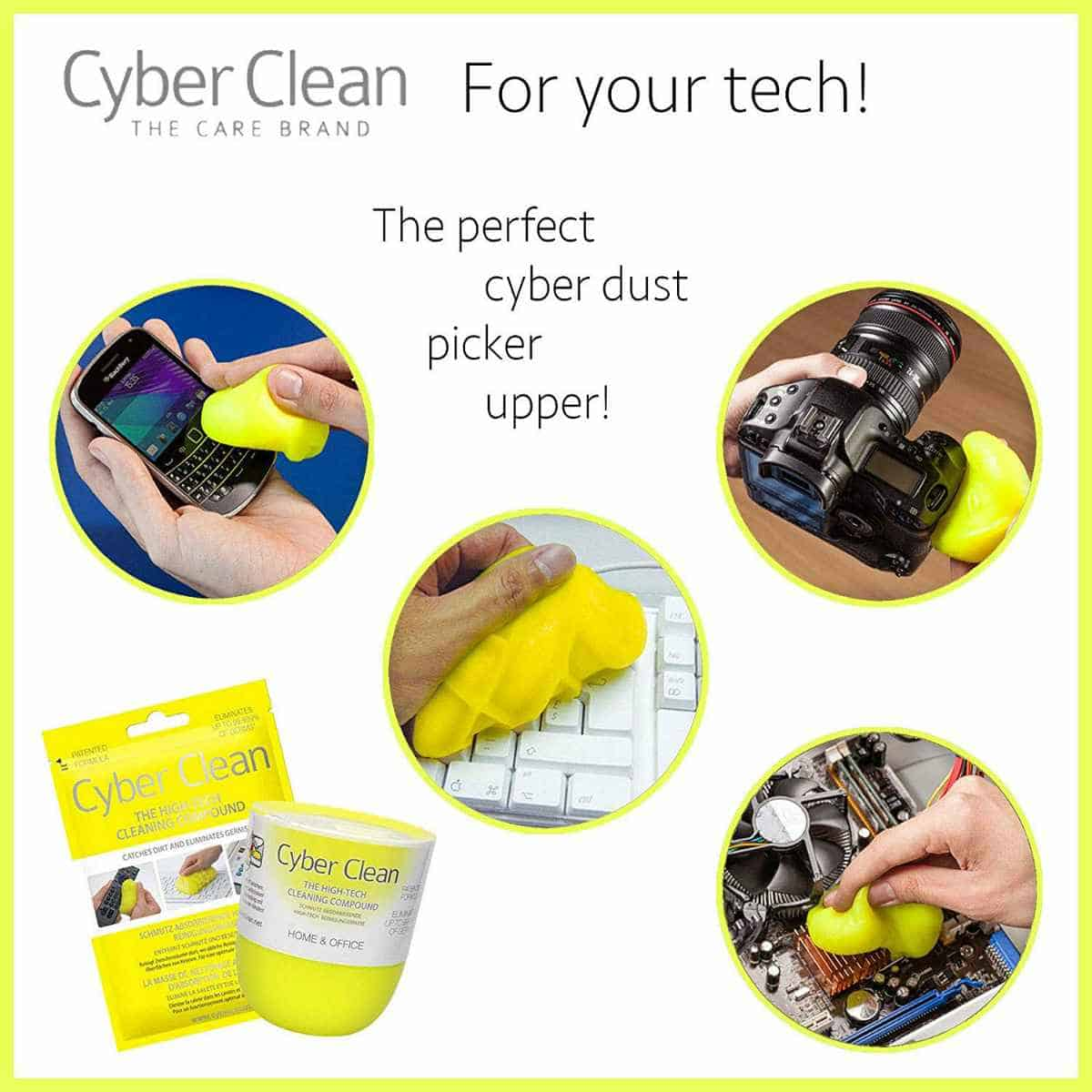Cyber Clean Home and Office New Cup | Best Low Tech Gifts Anyone Will Love