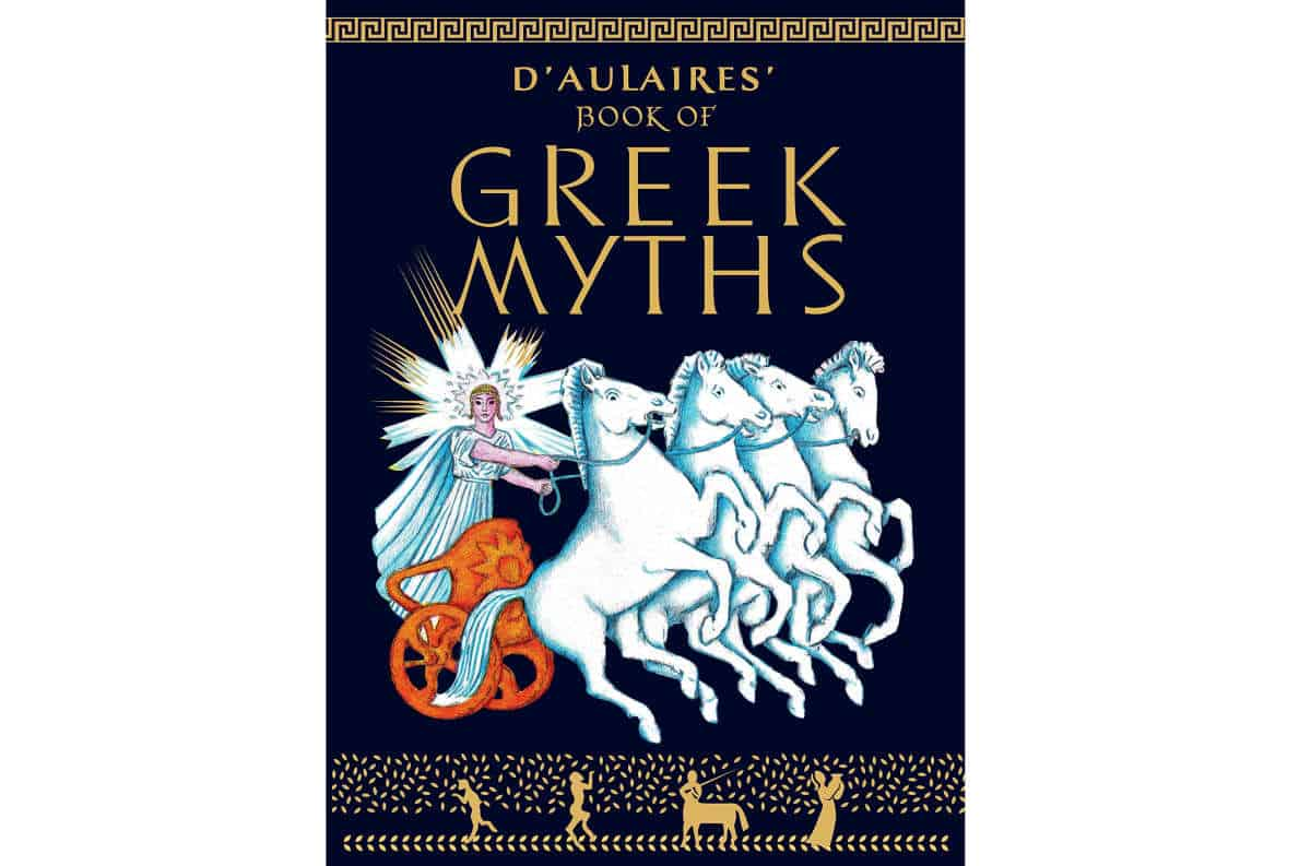 D'Aulaires Book of Greek Myths | Best eBooks on Kindle for Kids
