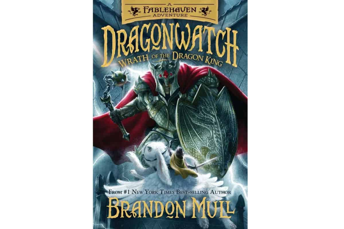 Dragonwatch, Book 2: Wrath of the Dragon King | Best eBooks on Kindle for Kids