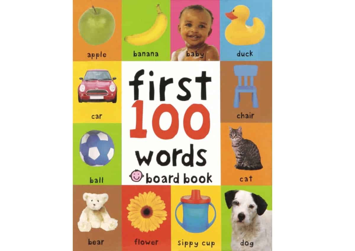 First 100 Words | Best eBooks on Kindle for Kids