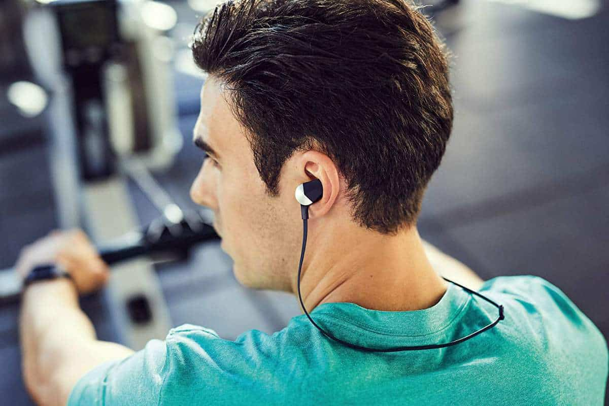 Fitbit Flyer Wireless Headphones | Cool Tech Gifts For Gadget Lovers