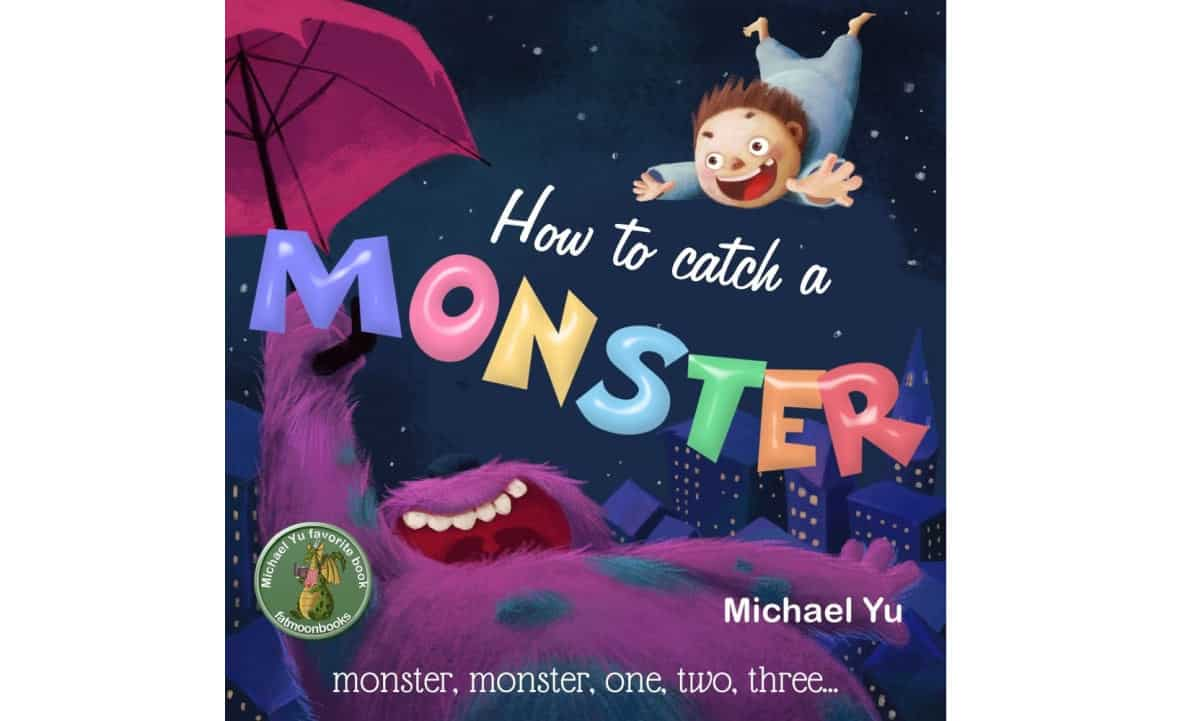 How to Catch a Monster | Best eBooks on Kindle for Kids