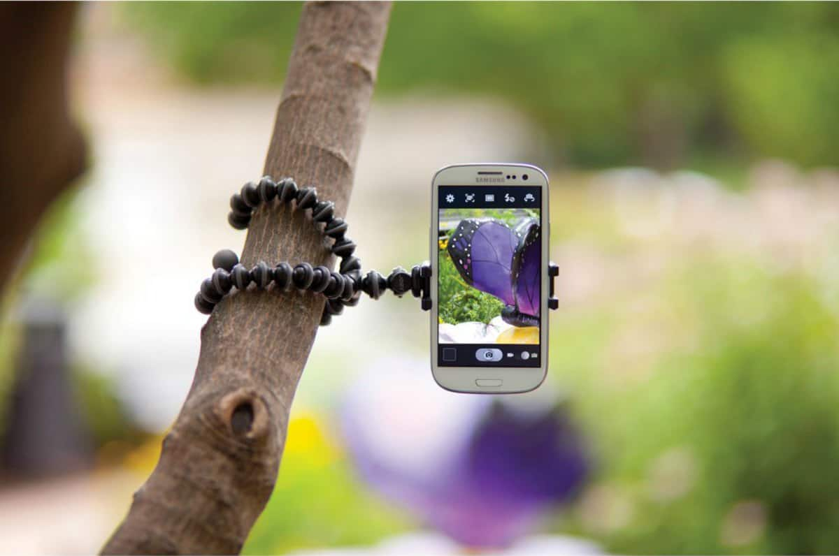 JOBY GripTight GorillaPod Stand | Best Low Tech Gifts Anyone Will Love