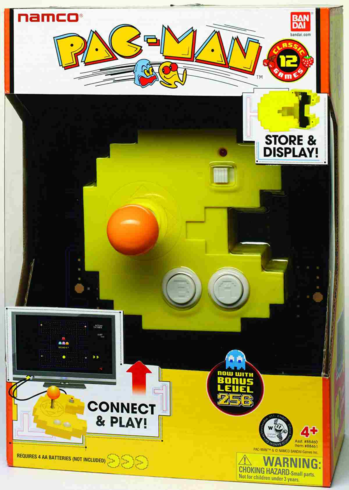 Pac-Man Connect and Play | Cool Tech Gifts For Gadget Lovers