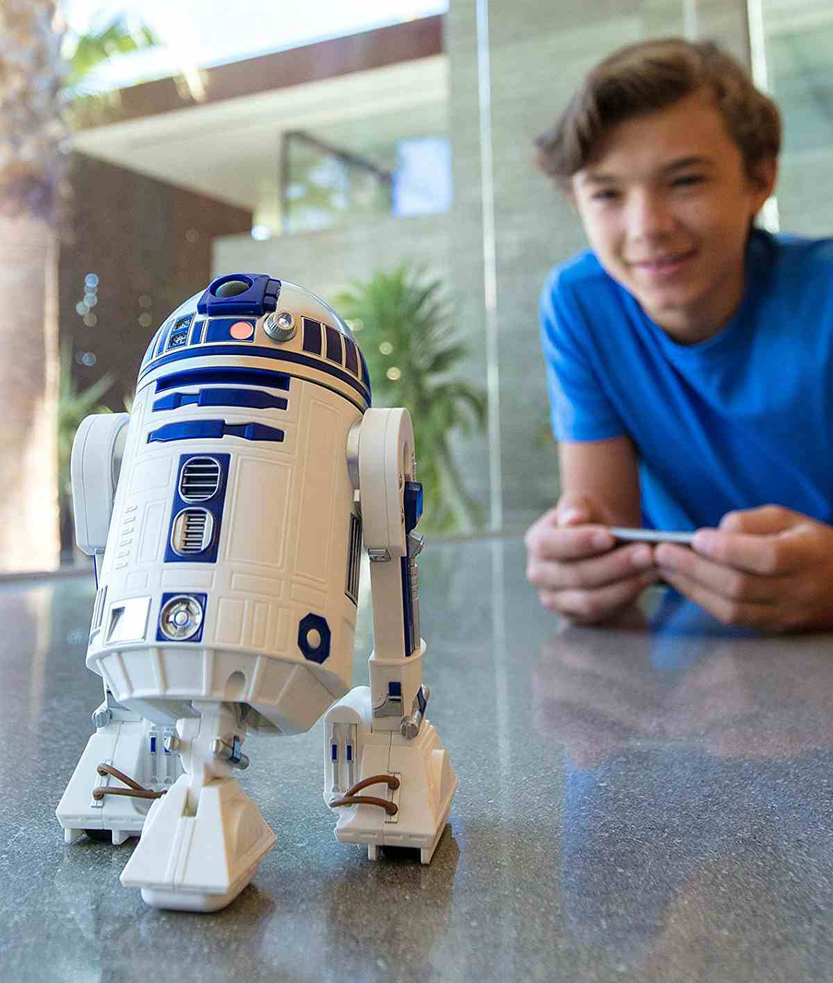 Sphero R2-D2 Droid Cool | Tech Gifts For Gadget Lovers