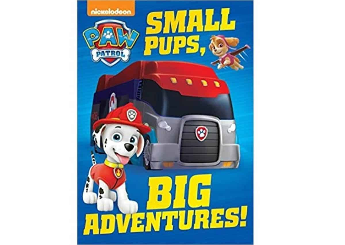 Small Pups, Big Adventures (PAW Patrol) | Best eBooks on Kindle for Kids