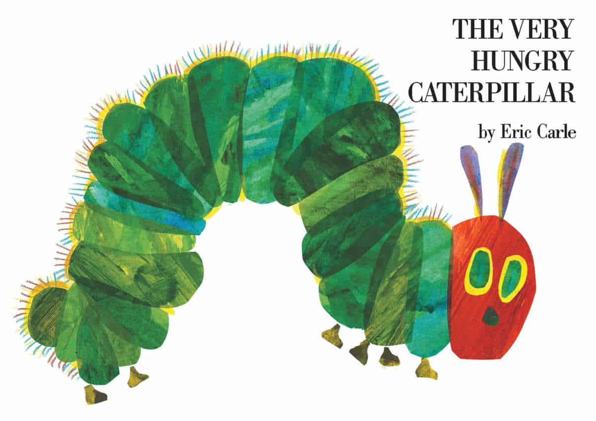 The Very Hungry Caterpillar (Rise and Shine) | Best eBooks on Kindle for Kids