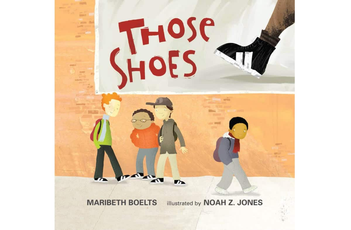 Those Shoes | Best eBooks on Kindle for Kids