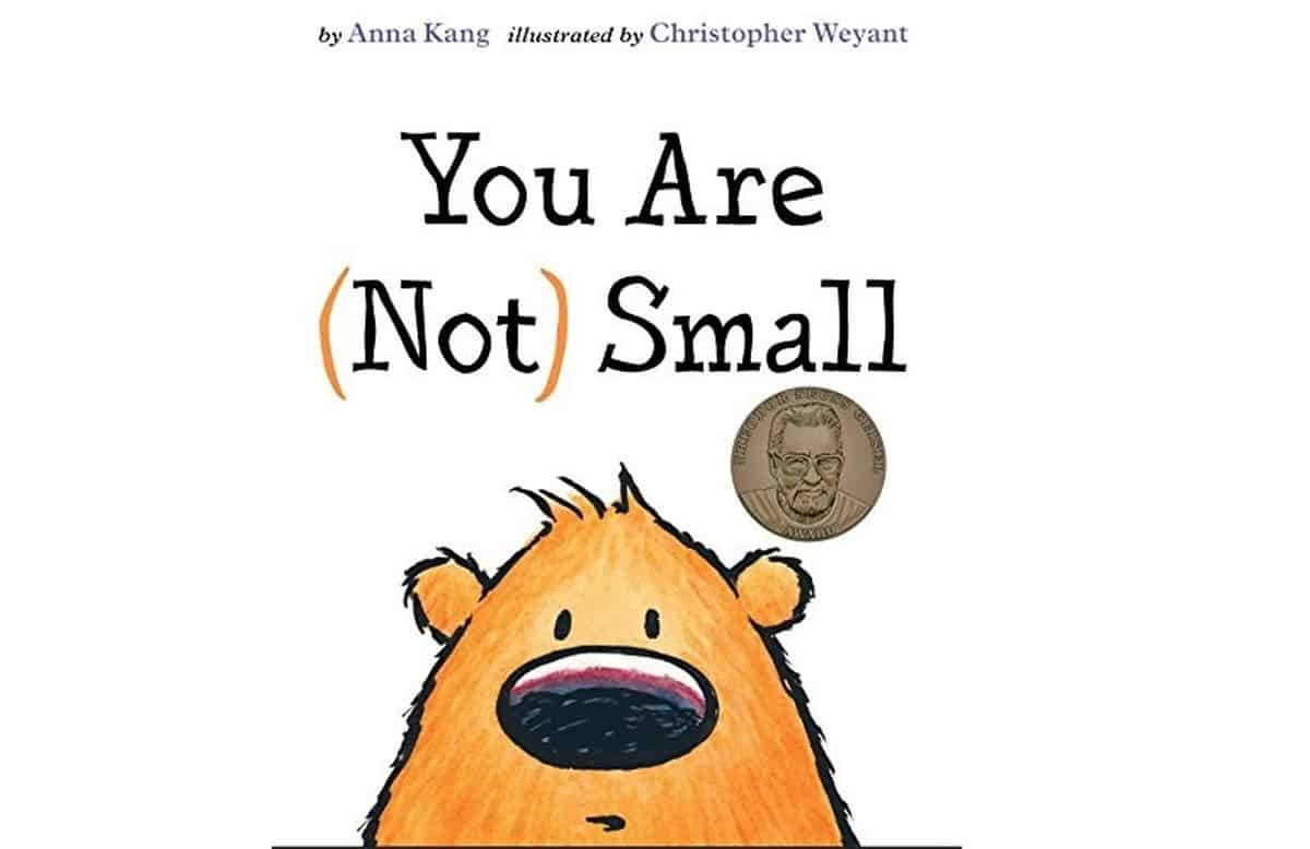 You Are Not Small | Best eBooks on Kindle for Kids