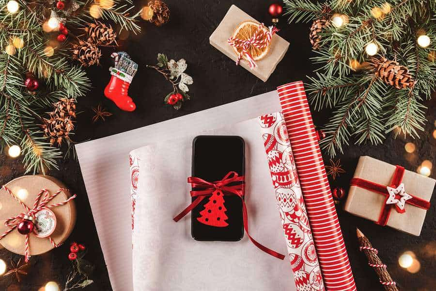 mobile phone gifts