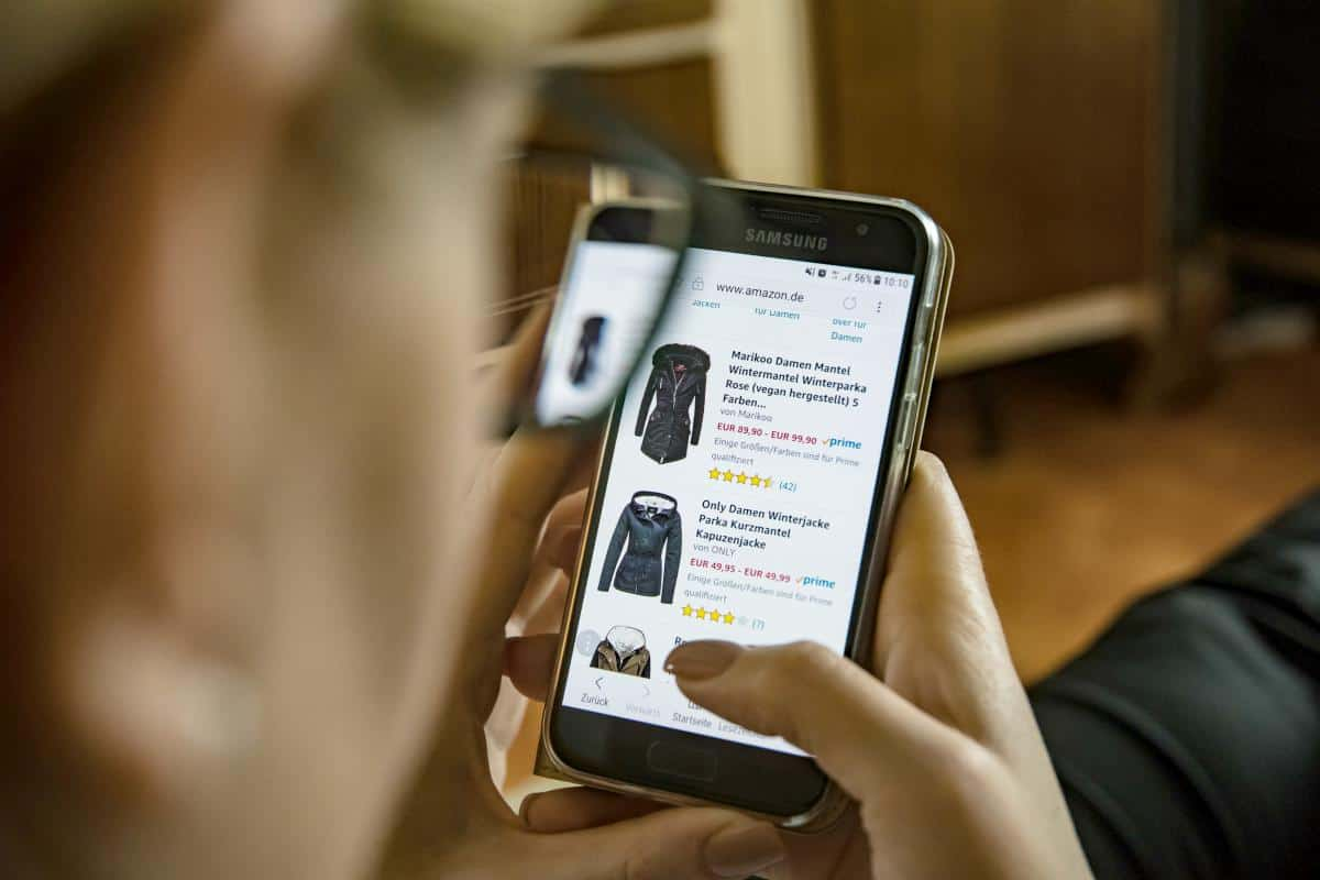 person shopping online | Unconventional Ways to Save Money