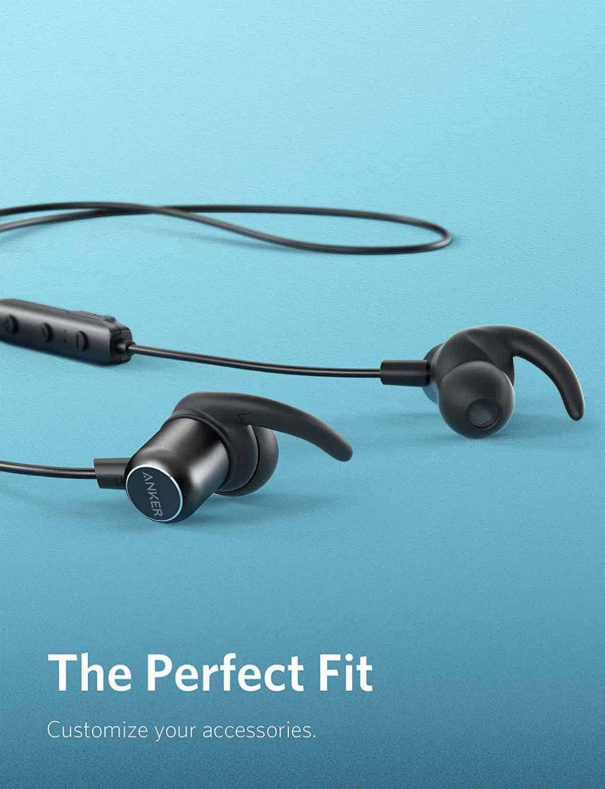 Anker SoundBuds Slim+ Wireless Headphones | Best Wireless Earbuds On Amazon