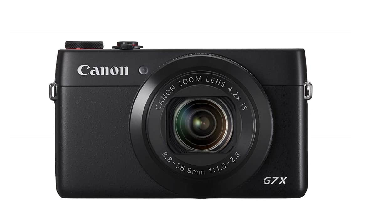 Canon Powershot G7 X | Best Vlogging Cameras On Amazon | cheap vlogging camera | mirrorless camera