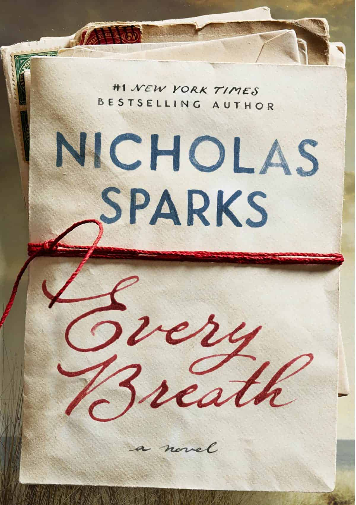 Romance-Loving Sister: Every Breath by Nicholas Sparks | Top Kindle Books of 2018 | Gift Ideas For Each Member of the Family
