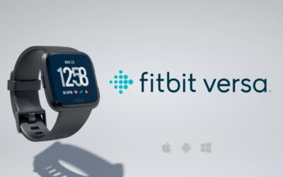 Fitbit Versa | The Smart Fitness Tracker For Everyone