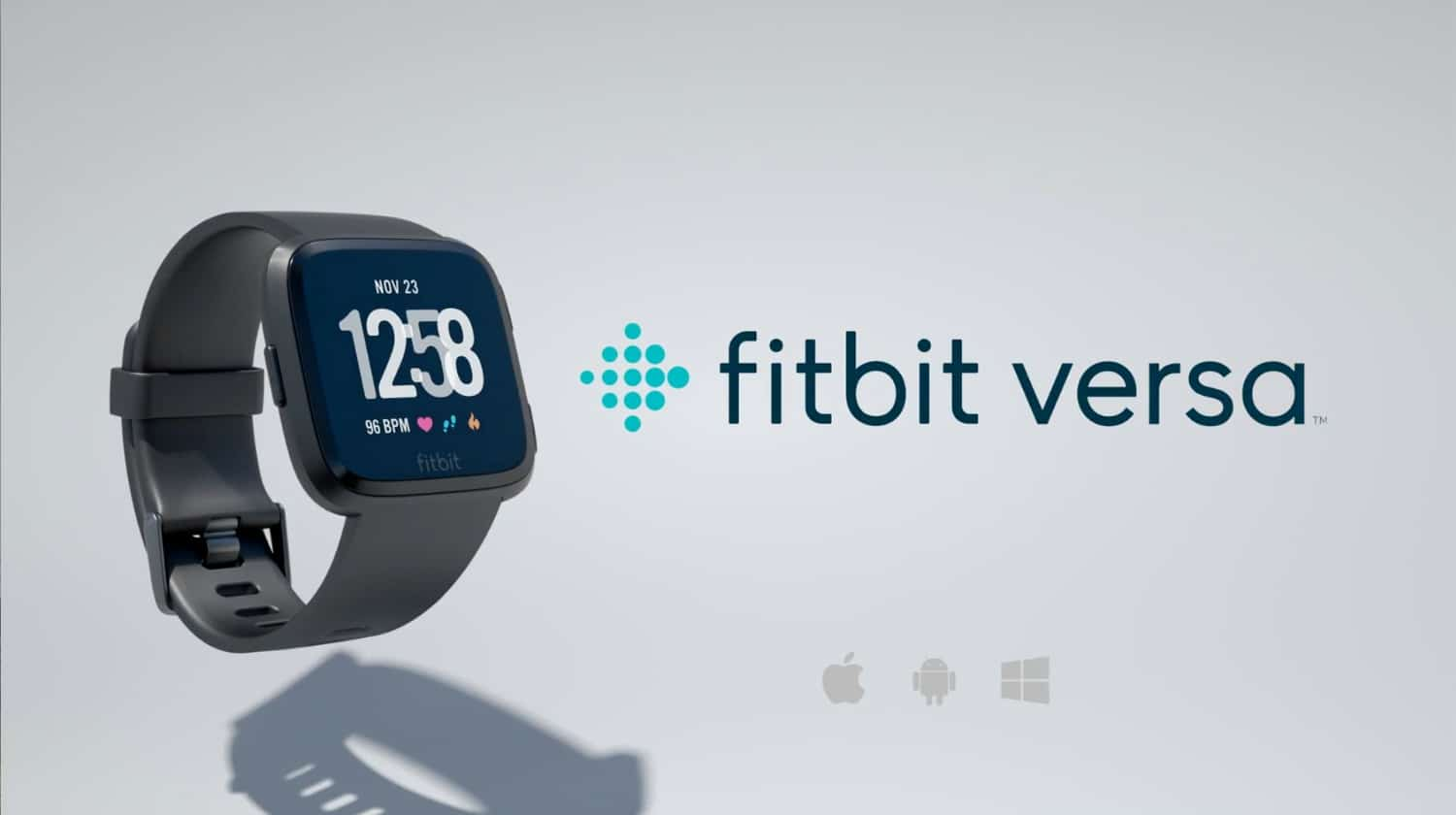 Feature | Fitbit Versa | The Smart Fitness Tracker For Everyone