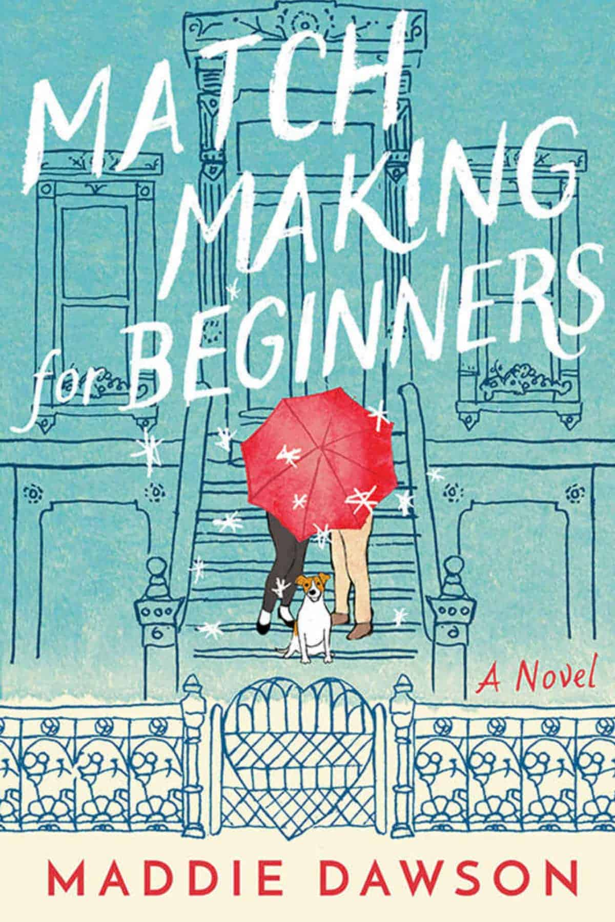 Aunt: Matchmaking for Beginners by Maddie Dawson | Top Kindle Books of 2018 | Gift Ideas For Each Member of the Family