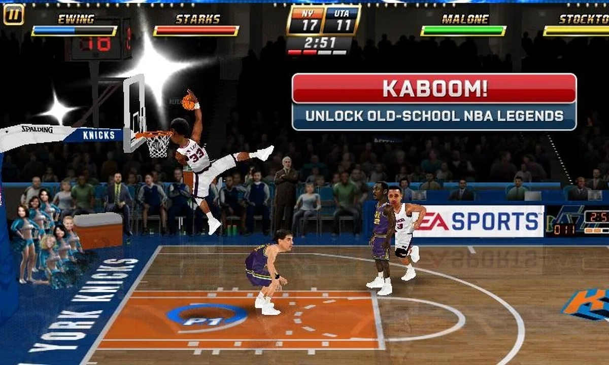 NBA Jam | The Best Chromebook Games You Need To Play Today | can you play games on a chromebook