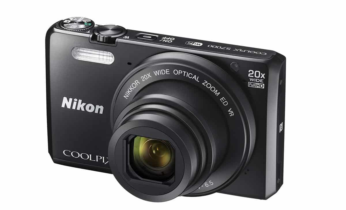 Nikon Coolpix S7000 | Best Vlogging Cameras On Amazon | cheap vlogging camera | high-quality images