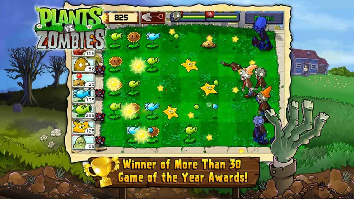 Plants Vs Zombies | The Best Chromebook Games You Need To Play Today | best games for chromebook