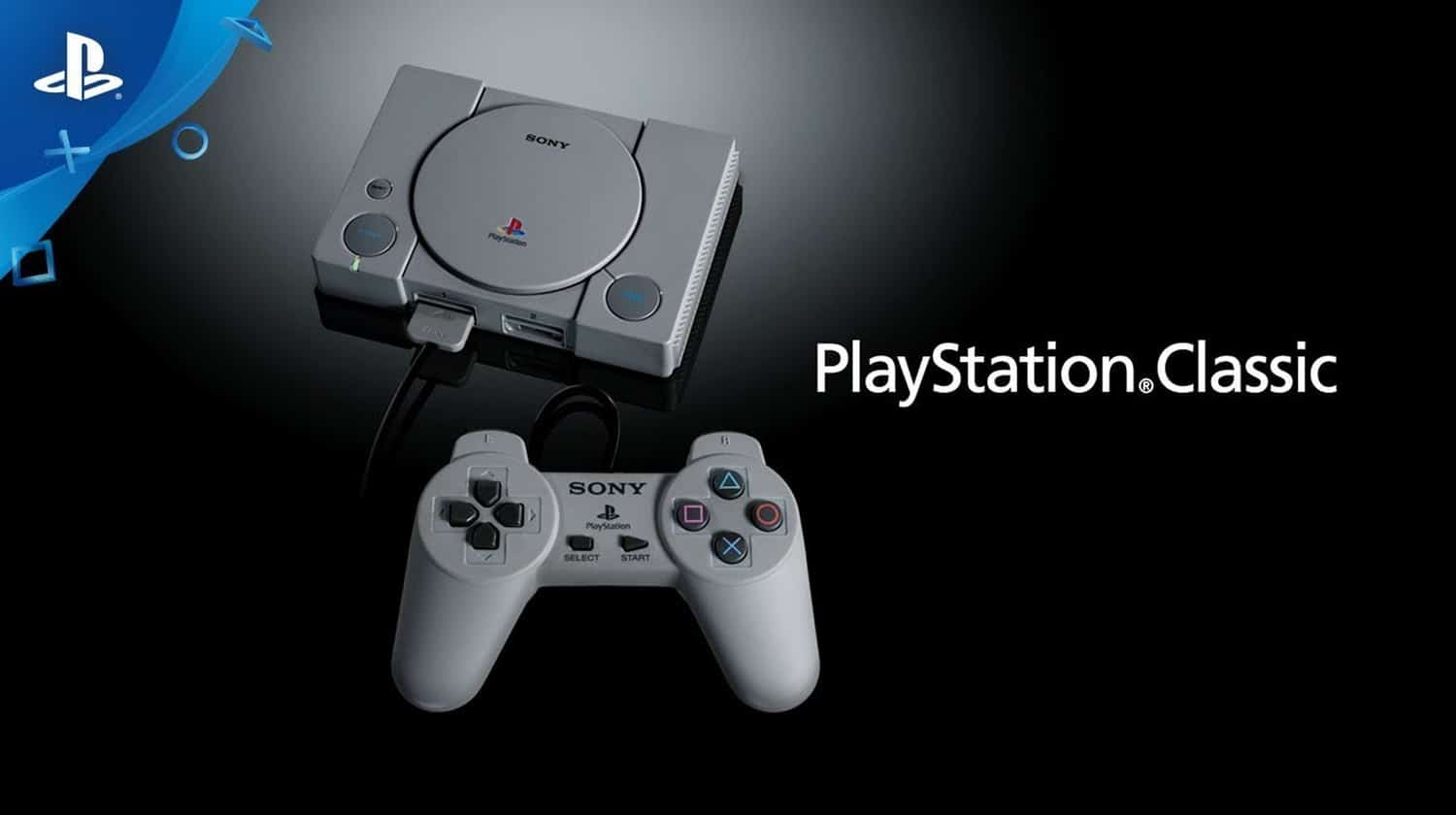 PlayStation Classic | A First Look At The PlayStation Mini Console