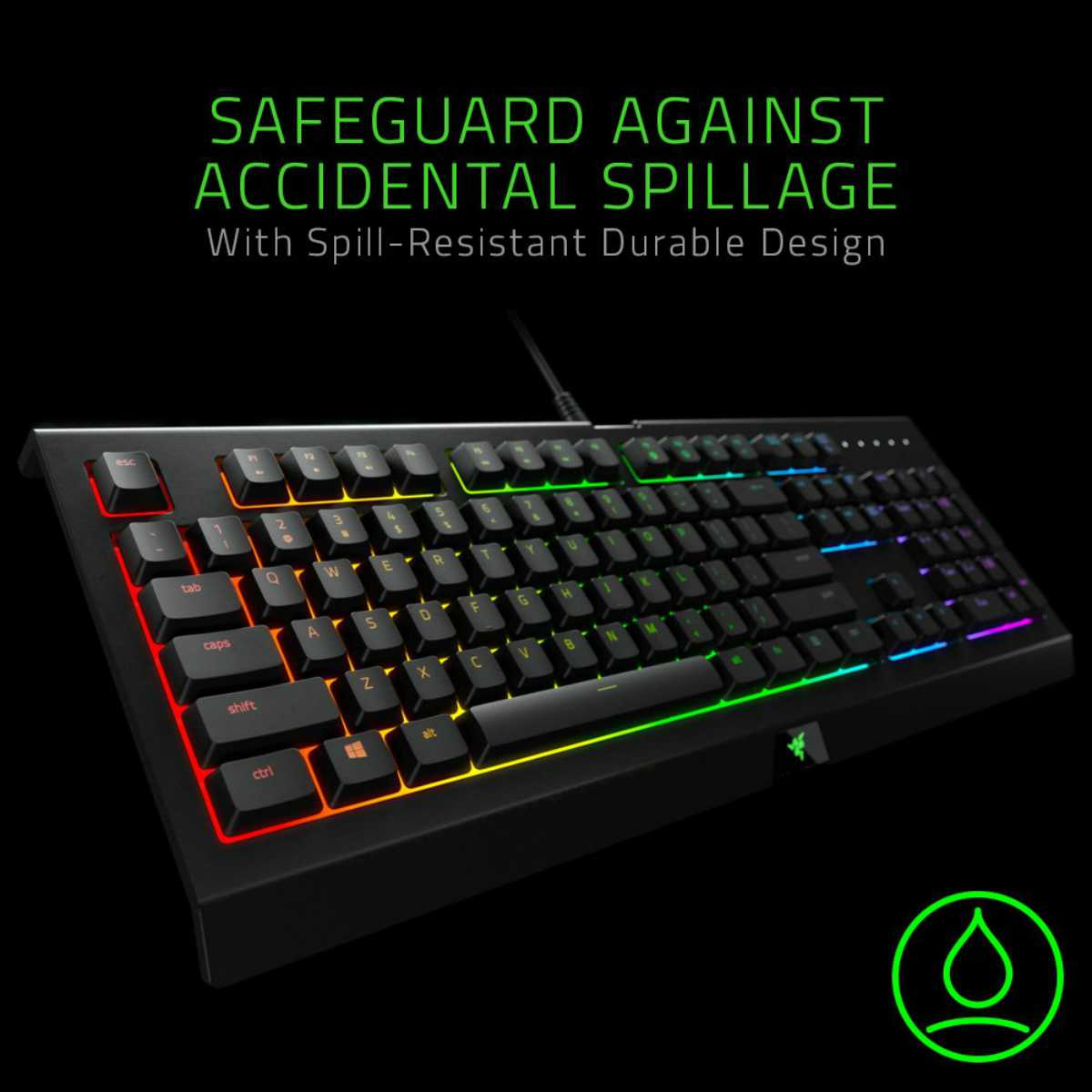Razer Cynosa Chroma | Gaming Keyboard | 9 Best Gaming Keyboards From Amazon