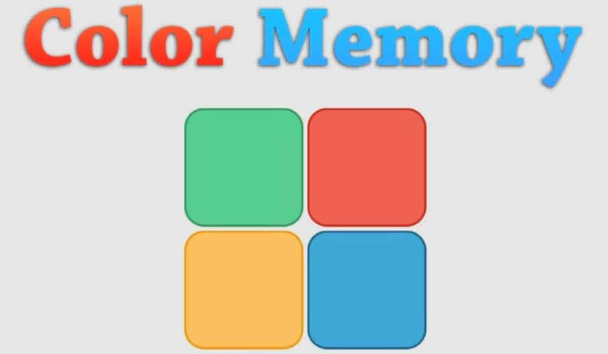 Color Memory | The Best Chromebook Games You Need To Play Today