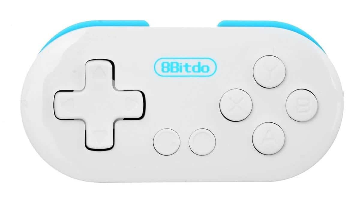 8Bitdo Zero Wireless Game Controller | Top Entertainment Gadgets On Amazon For The Not So Tech-Savvy