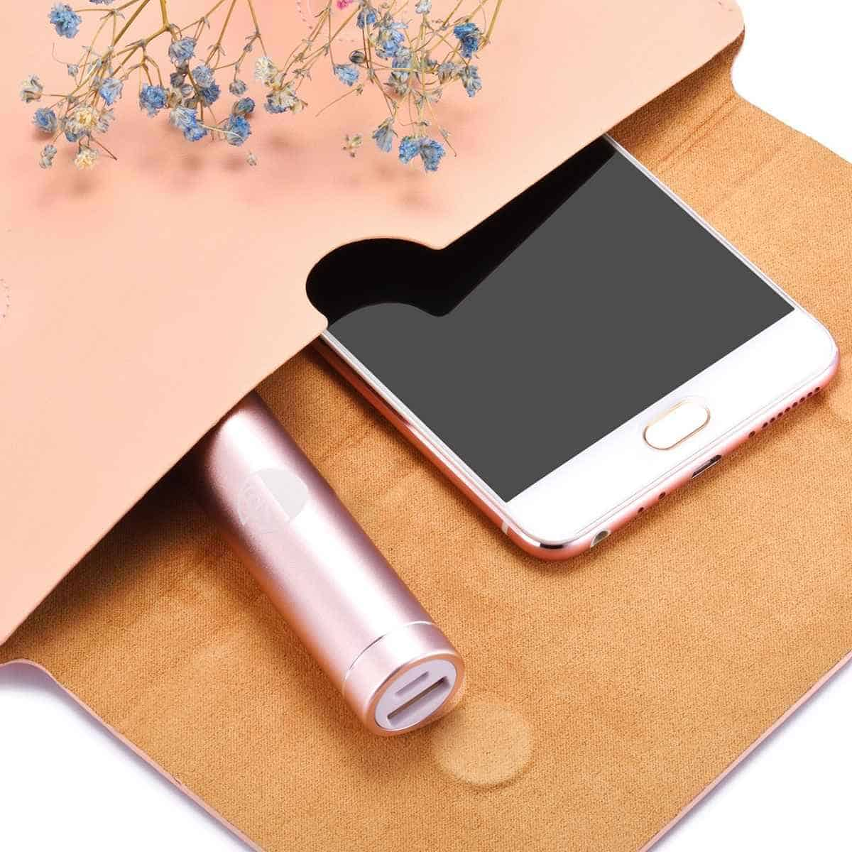 AGS™ Lipstick-Sized Power Bank | Get These Tech Gadgets Via Amazon Prime