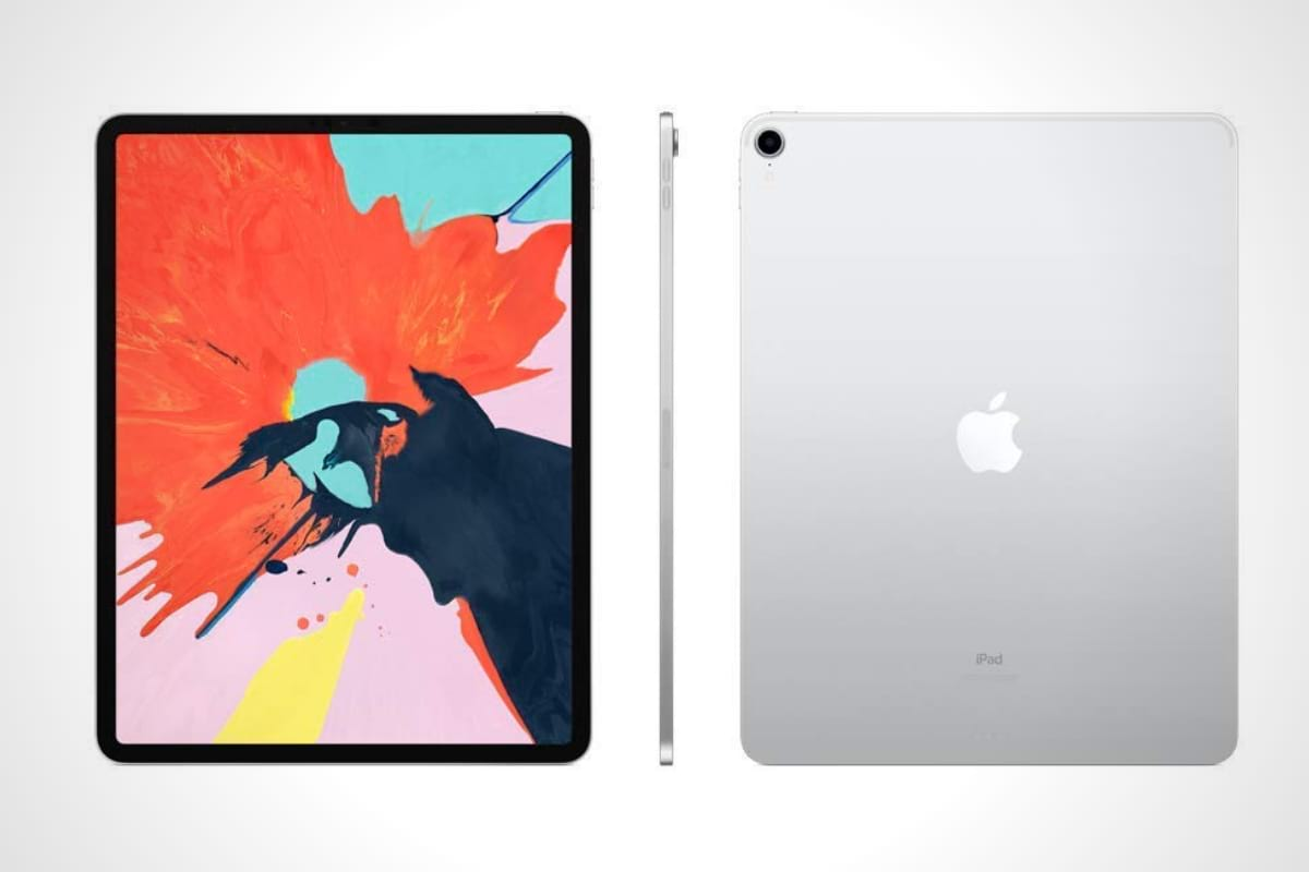 iPad Pro 12.9-inch (3rd generation) | The New Apple iPad Lineup