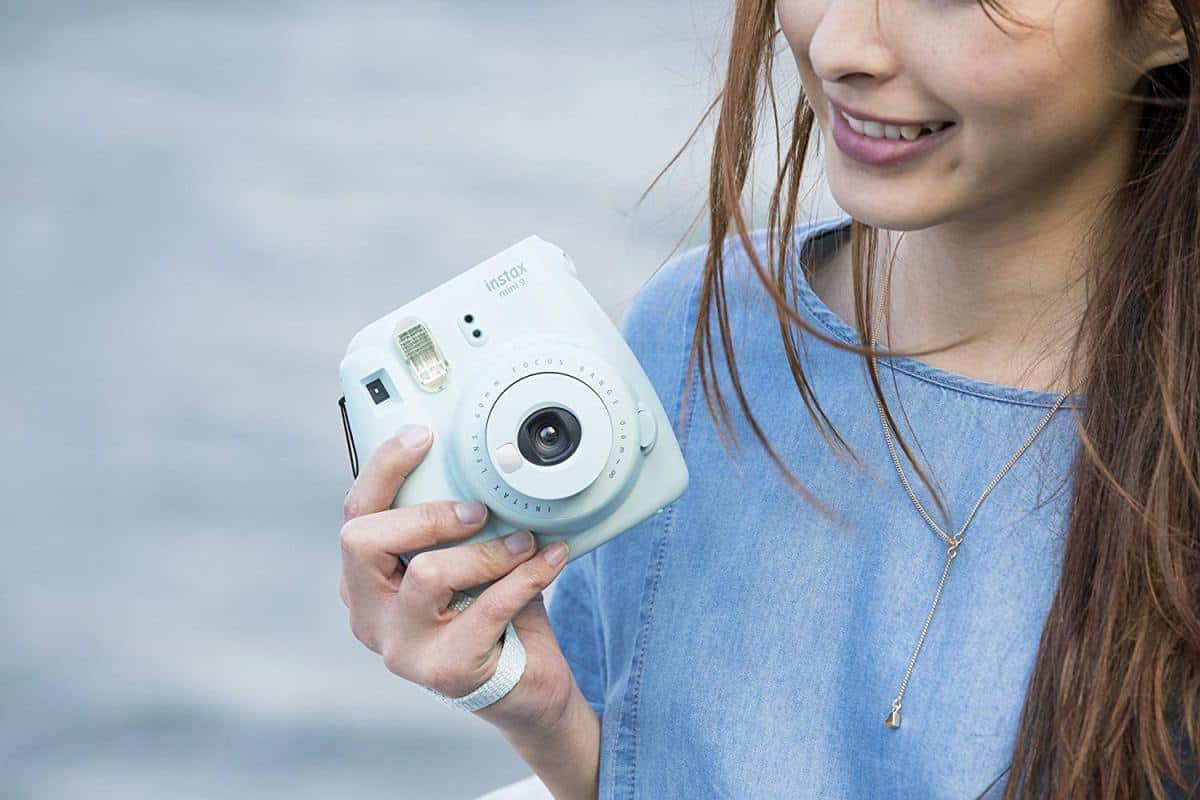 Fujifilm Instax Mini 9 Instant Film Camera | Top Entertainment Gadgets On Amazon For The Not So Tech-Savvy