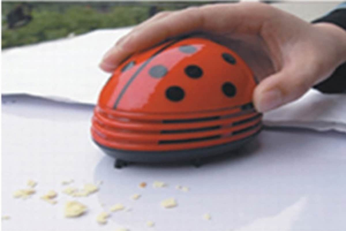 HONBAY Ladybug Vacuum Cleaner | Get These Tech Gadgets Via Amazon Prime