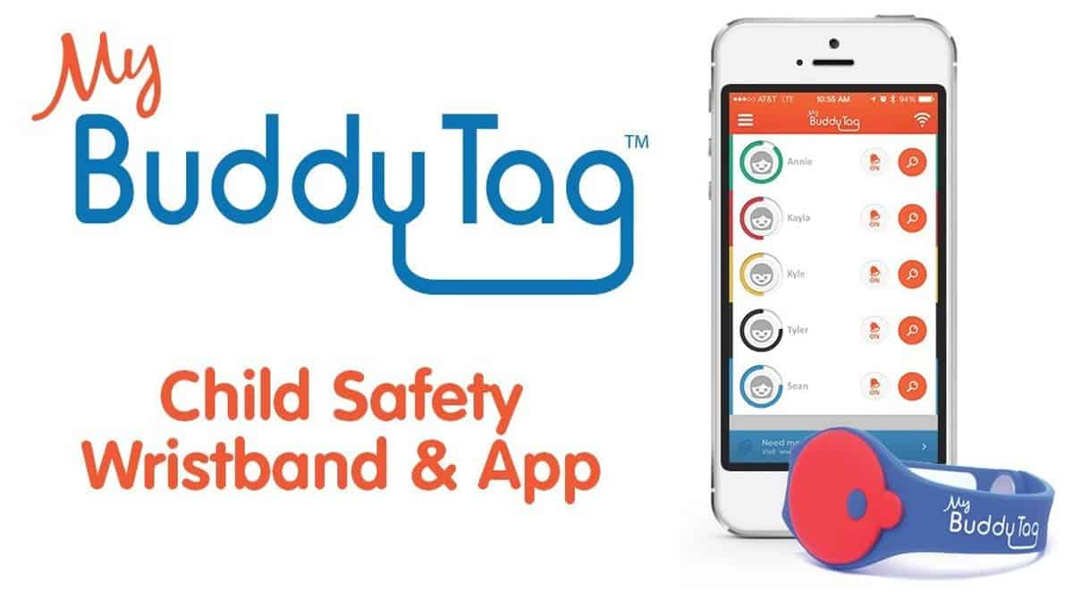 Buddy Tag |Unique Wearable Technology Gadgets