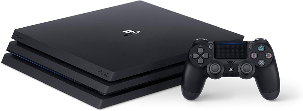 PlayStation 4 Pro | Top Entertainment Gadgets On Amazon For The Not So Tech-Savvy