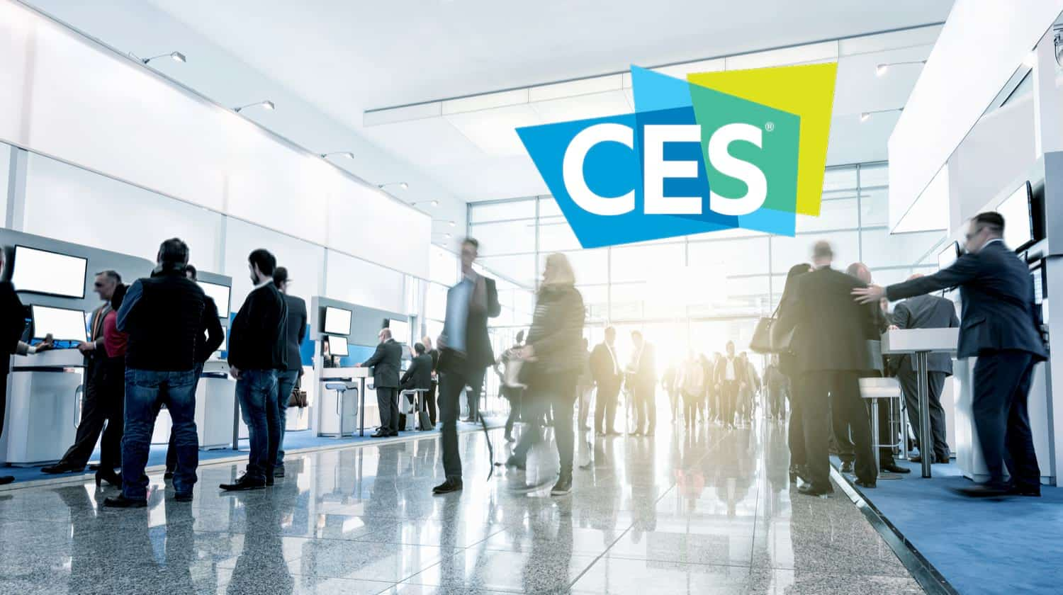 Feature | People attending trade show | Everything You Need to Know About CES 2019