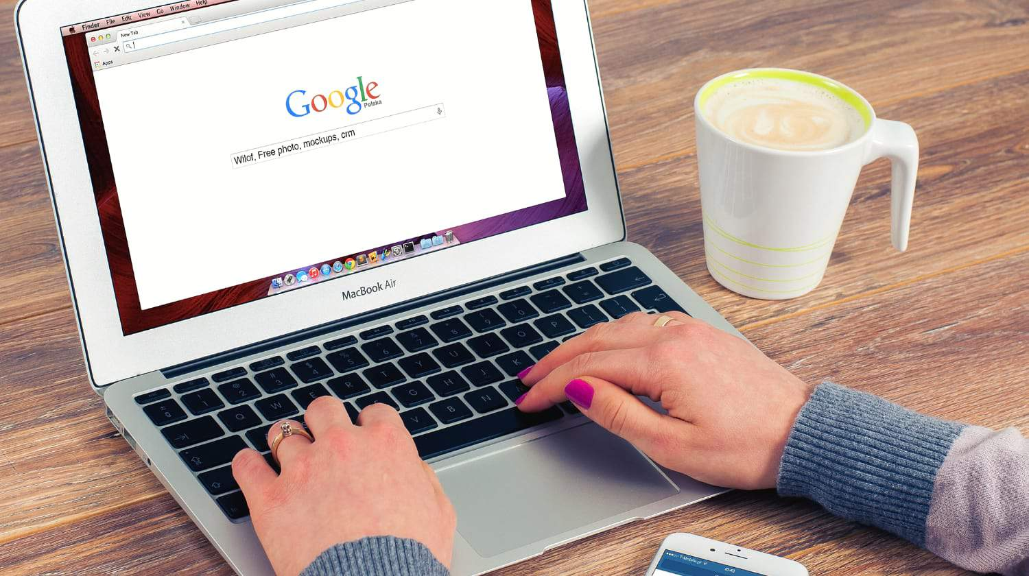Feature | Woman typing keyword on google search | Google Search Tips, Tricks and Hacks To Level Up Your Internet Experience