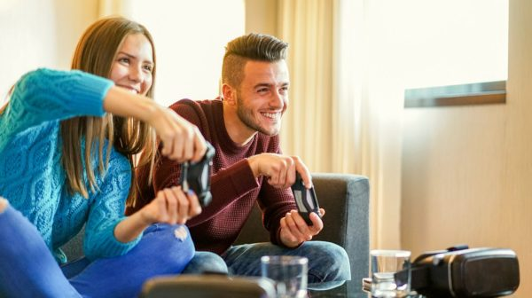 Feature   Friends playing video game   Video Game Release Dates To Look Forward To In 2019