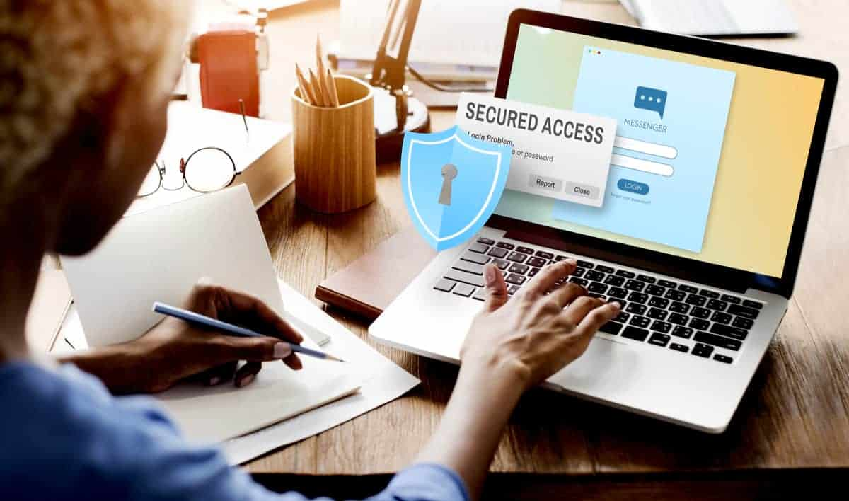 connecting the internet with a secure access | What Is A VPN and Do I Need One?