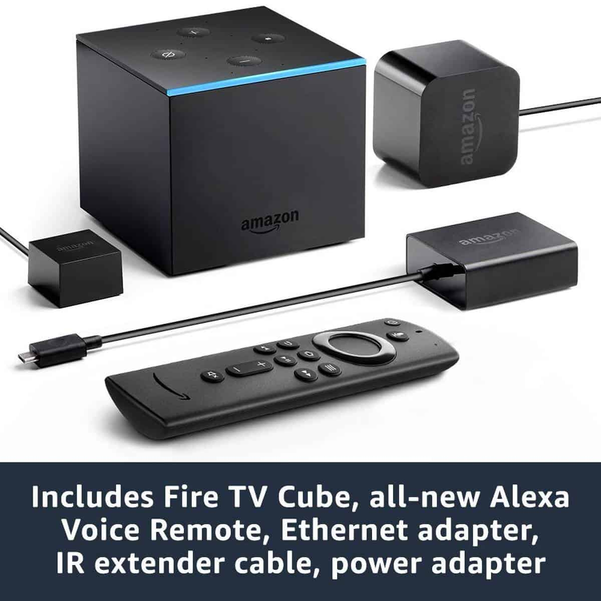 Amazon Fire TV Cube | Best Streaming Devices on Amazon
