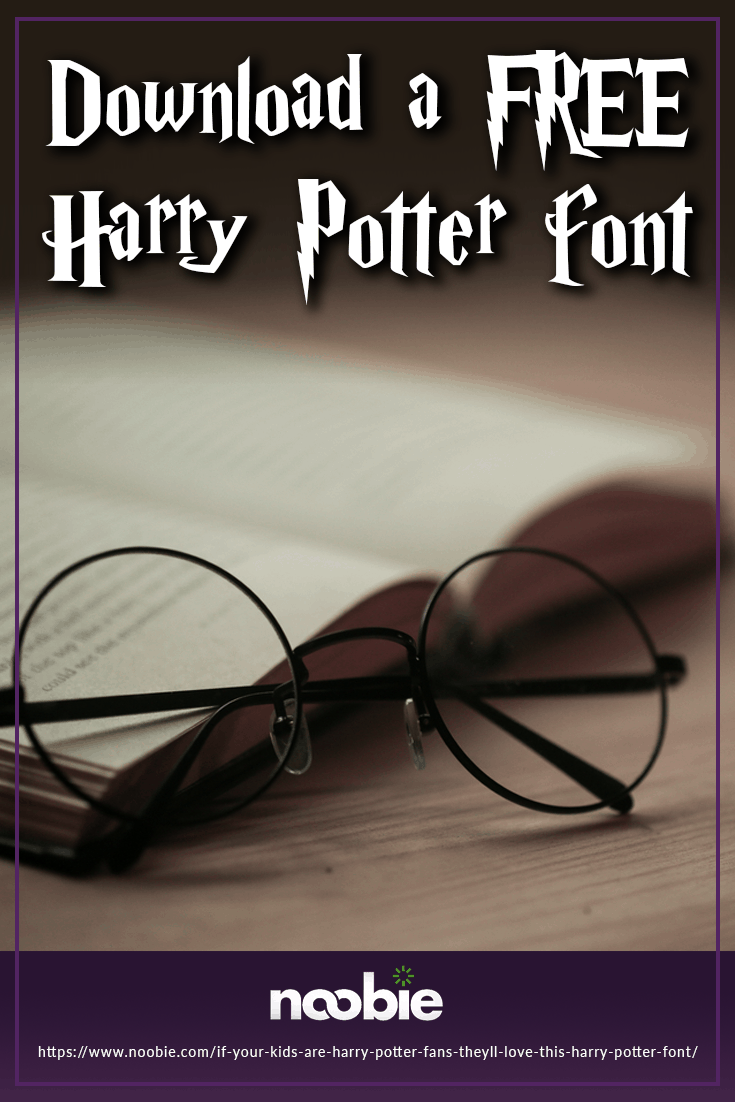 If your kids are Harry Potter fans, they'll love this Harry Potter font | https://www.noobie.com/if-your-kids-are-harry-potter-fans-theyll-love-this-harry-potter-font/