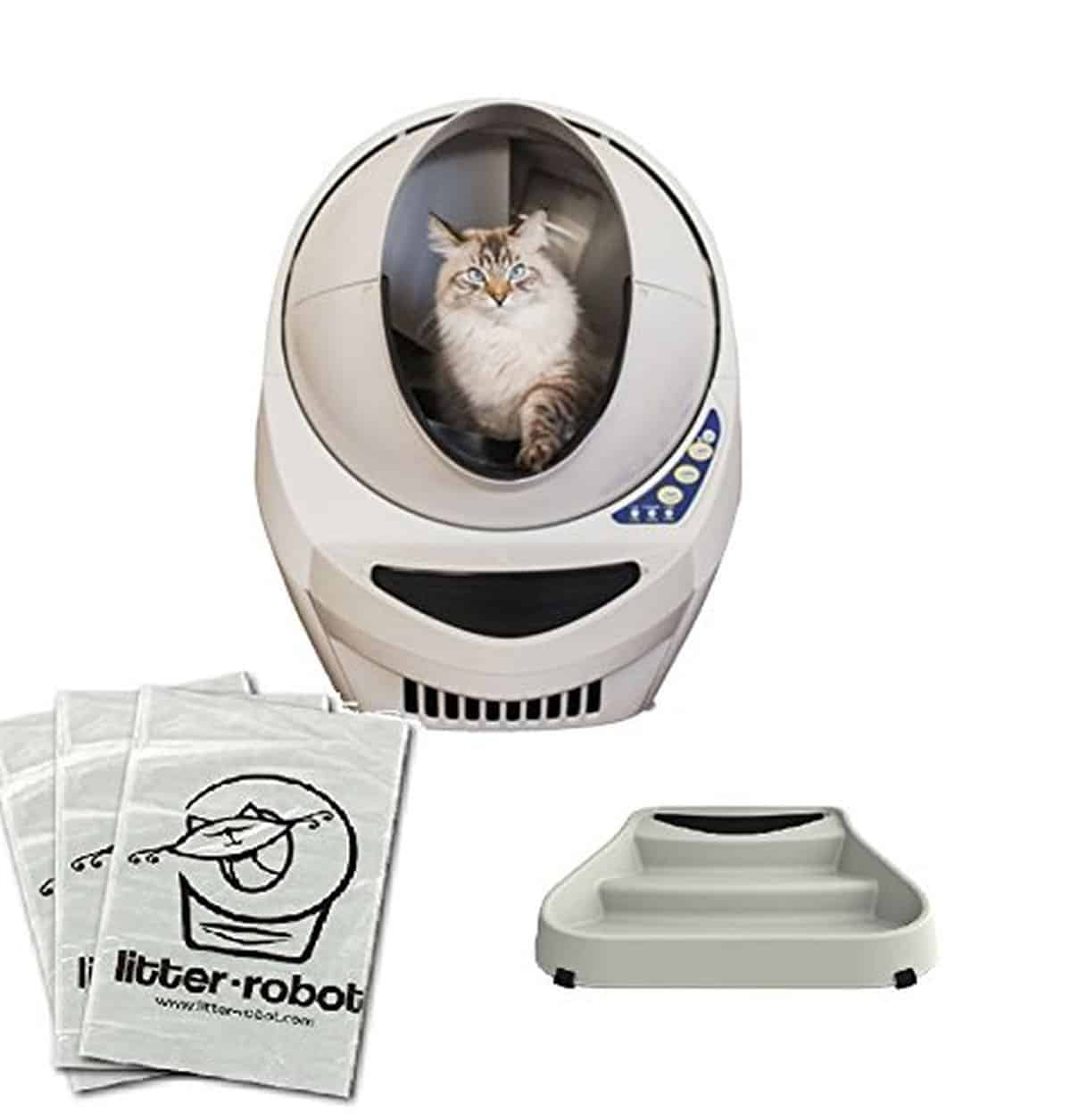 Litter-Robot III | Tech-Forward Pet Accessories To Share With Your Furry Friend